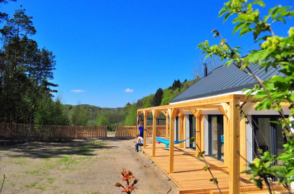 Dom w Kaszubskim Parku Krajobrazowym – bezproblemowe uzgodnienie