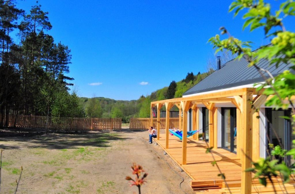 Koszt budowy domu pasywnego na Kaszubach