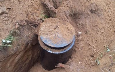 Podłączenie działki do wodociągu – pierwszy krok za nami
